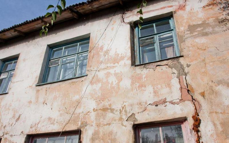 намокание стены дома