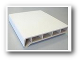 Подоконник Moeller белый пластиковый