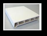Мёллер подоконник белый пластиковый