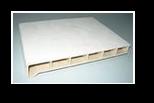 Подоконник глянцевый Moeller каррарский мрамор пластиковый