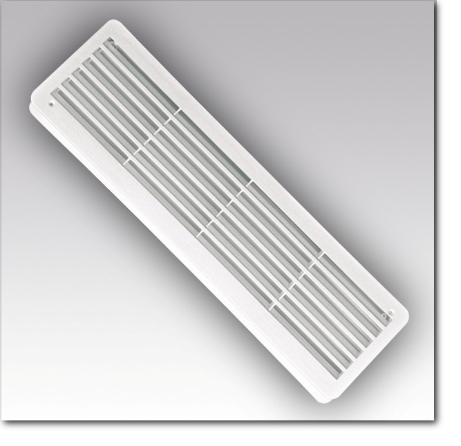 вентиляционная решетка для подоконника